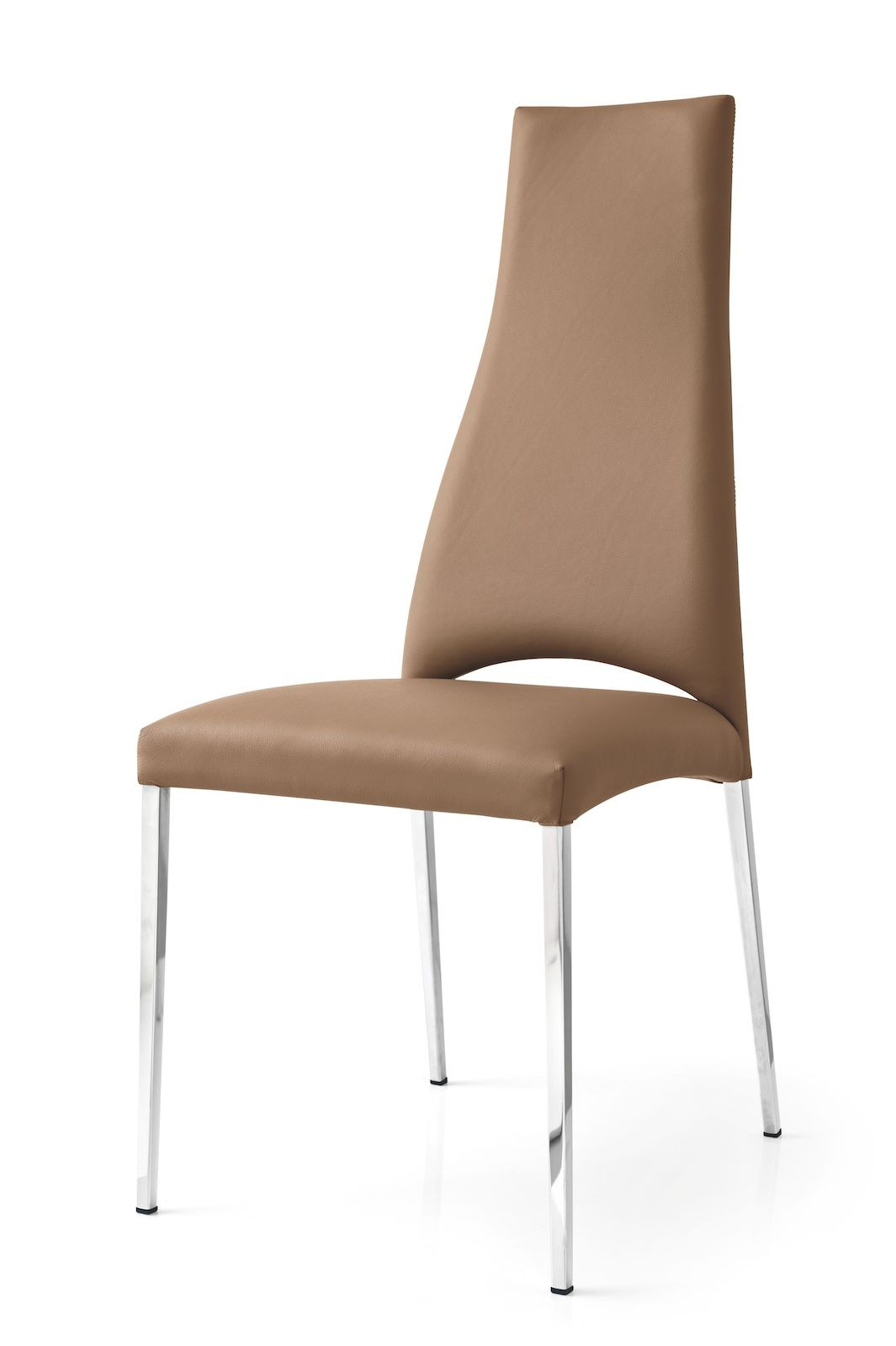 Calligaris Juliet Leather Dining Chair  Frank Mc Gowan