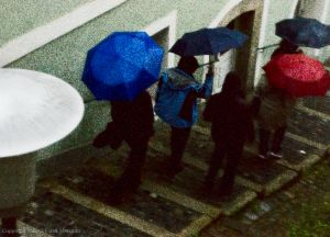 Untitled #2, from the series A Rainy Day in Europe
