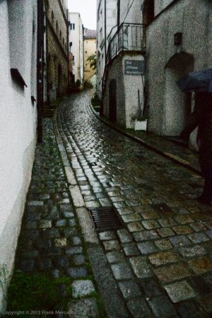 Untitled #4, from the series A Rainy Day in Europe