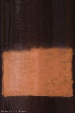 Streetwise 7 (Street-side Rothko)