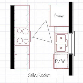 Kitchen Design Drawings Computer Aided Drafting Design