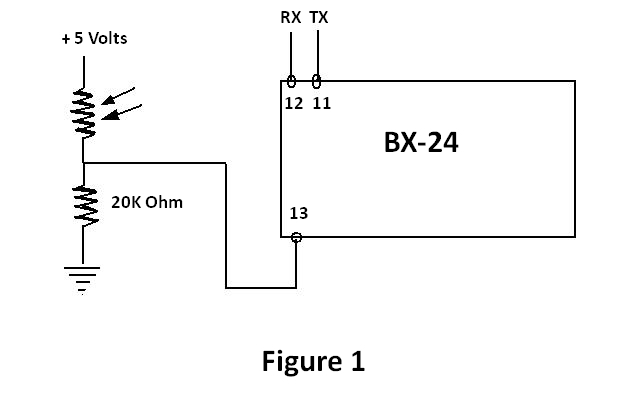 fig 1 my basic photodiode test circuit