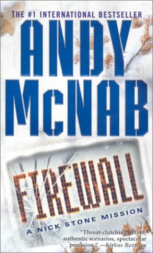Books: Firewall Andy Mcnab