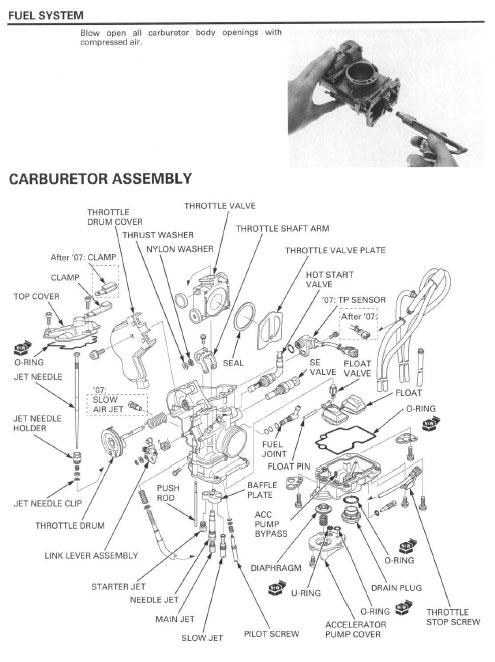 2007 ktm 65 sx repair manual