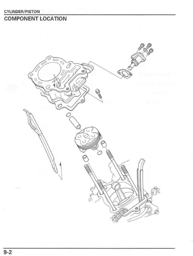 Ignition Wiring Diagram 2009 Honda 230 Crf CRF 150 Wiring