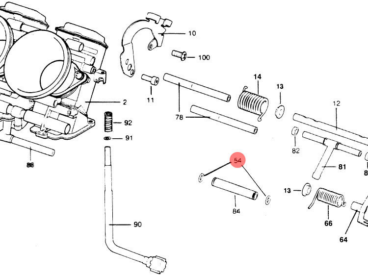 Keihin Fcr Carburetor Diagram, Keihin, Free Engine Image