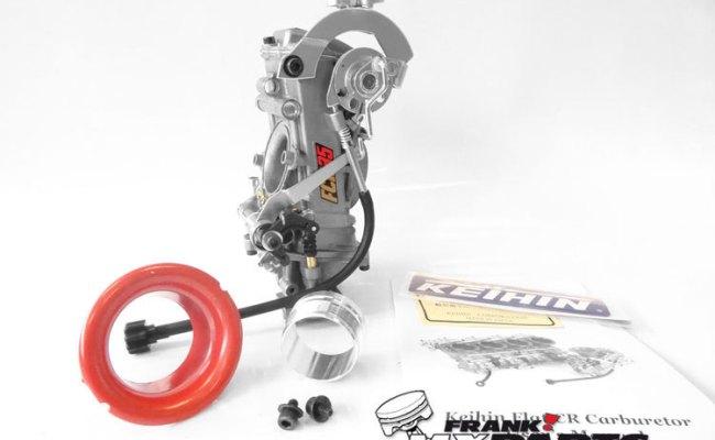 Keihin Fcr 35 Horizontal Racing Carburetor Kit Frank