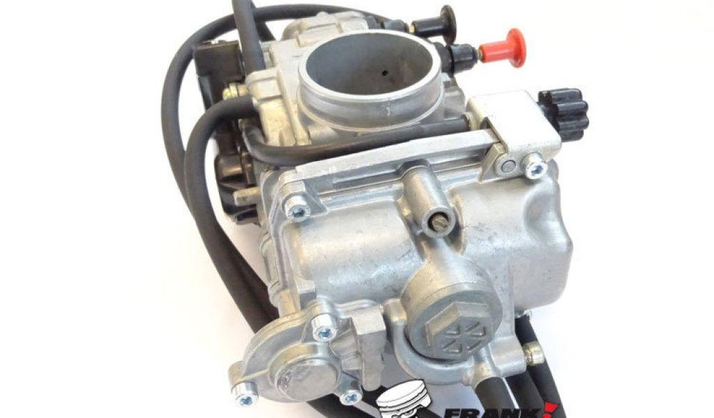 Keihin Fcr 41 Flatslide Racing Carburetors Honda (11