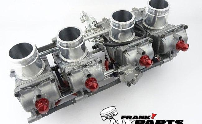 Keihin Fcr 41 Flatslide Racing Carburetors Honda Cb 1100