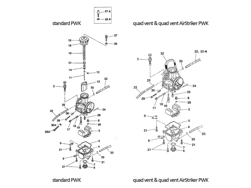 medium resolution of keihin pwk carburetor parts diagram frank mxparts keihin vb carb diagram keihin carb diagram