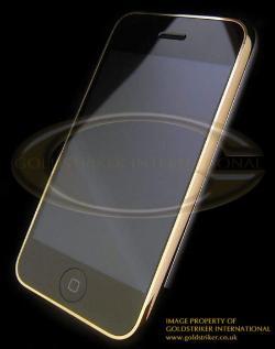 goldeniphone