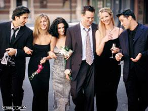 Photo of F.R.I.E.N.D.S .. THE MOVIE !