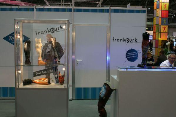 Frank Purk auf der OT-World