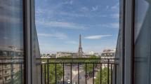 Leuk Hotel Met Uitzicht Op De Eiffeltoren Frankrijk.nl