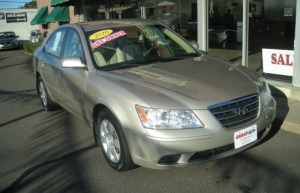 Used Hyundai Sonata For Sale Connecticut