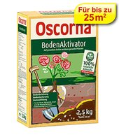 OSCORNA&reg,-Boden Aktivator,2,5 kg