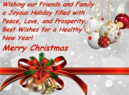 Happy Merry Christmas Status 2016