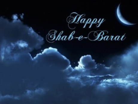 Shab-e-Barat Greetings for 2016