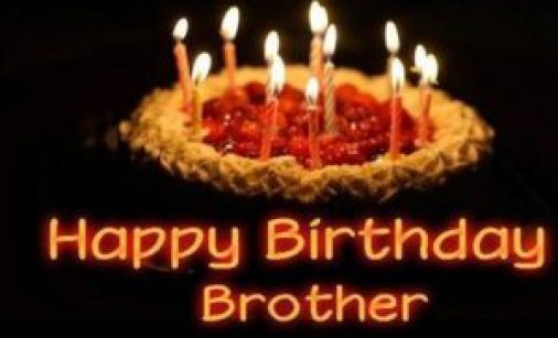 33 Amazing Brother Birthday SMS 2016