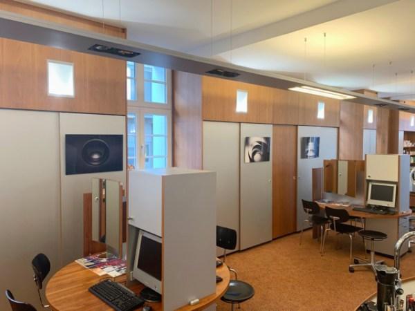 Fotoausstellung beim Augenoptiker Hans Meißburger GmbH Karlsruhe Durlach