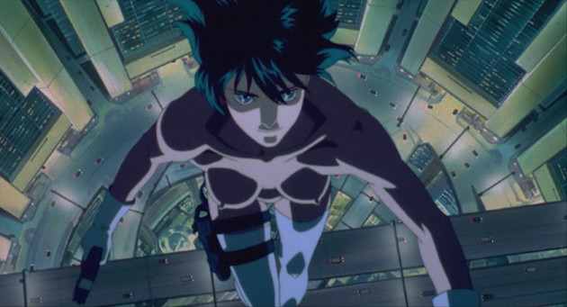 Image result for ghost in the shell 1995