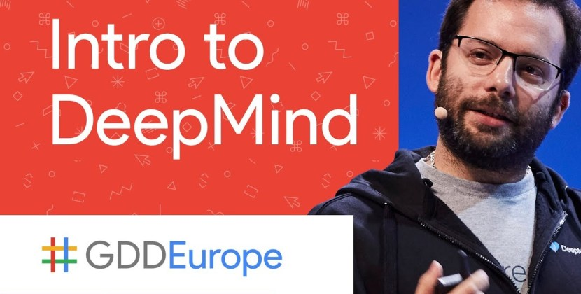 Intro to DeepMind