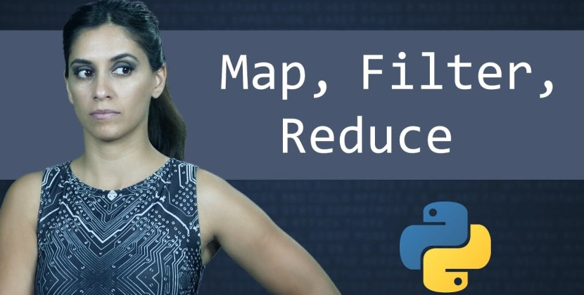 Map, Filter, and Reduce Functions in Python