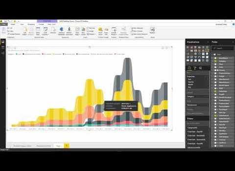 Power BI Desktop September 2017 Update