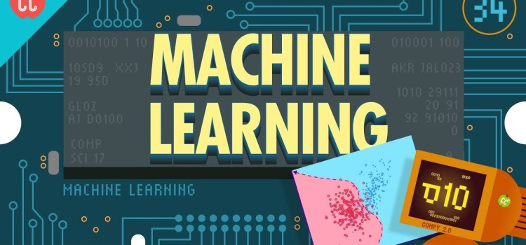 Machine Learning & Artificial Intelligence Crash Course