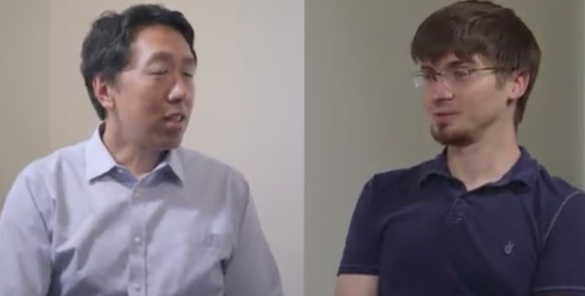 Andrew Ng interviews Ian Goodfellow