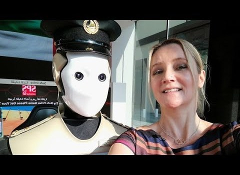 Can Dubai Use Robots to Police?