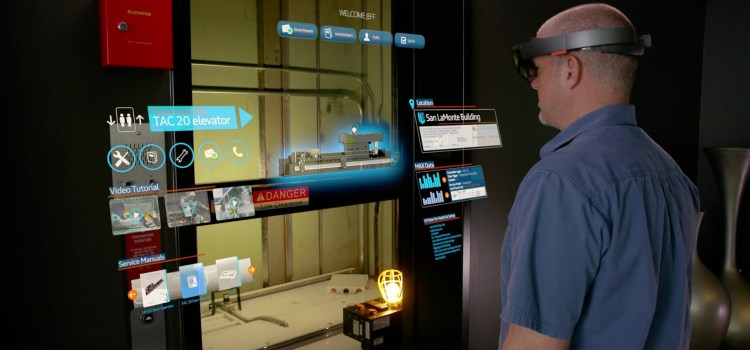 21st Century Elevator Maintenance with the HoloLens