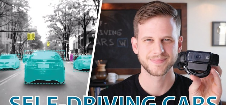 Self Driving Cars: The ALV