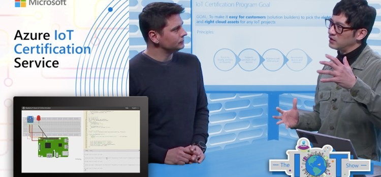 Azure IoT Certification Service