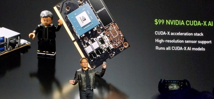 Nvidia debuts Jetson Nano for edge AI on embedded devices