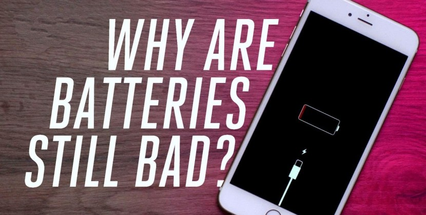Why Has Battery Technology Lagged Behind?