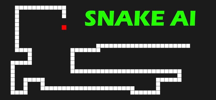AI Learns to Play Snake using Deep Q Learning