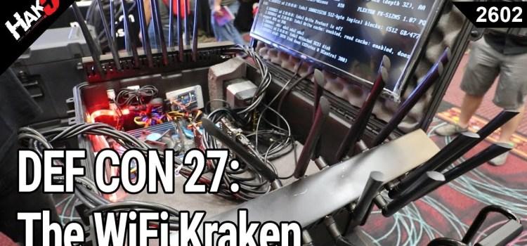 A Look at the WiFi Kraken