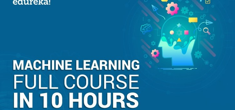 Full 10 Hour Machine Learning Course
