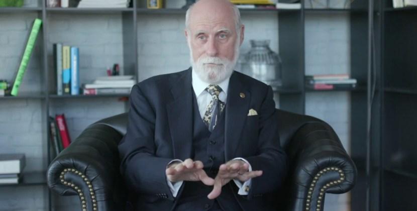 Vint Cerf Talks The Future Of The Internet