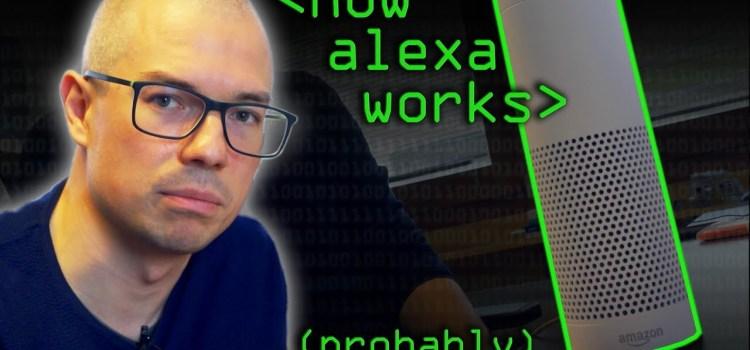 How Alexa Works (Probably!)