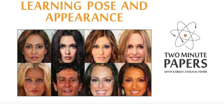 Can an AI Learn The Concept of Pose And Appearance?