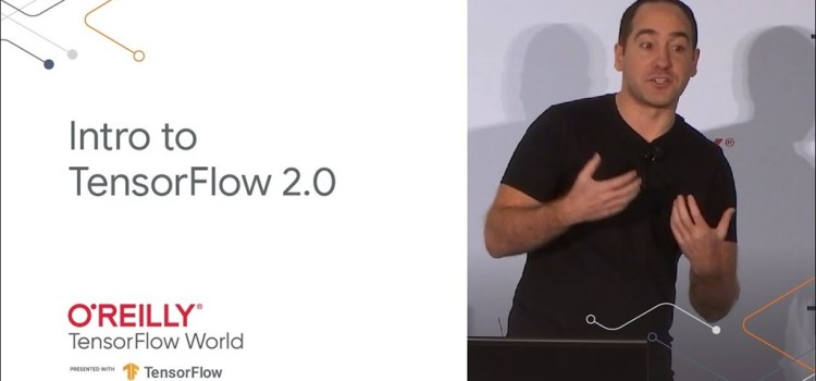 Introduction to TensorFlow 2.0
