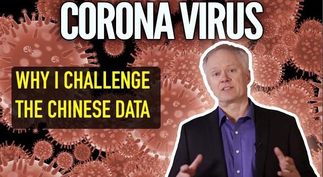 Scientist Challenges Chinese Coronavirus Data