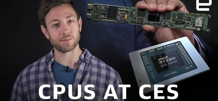 Intel vs AMD at CES 2020