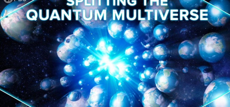 How Decoherence Splits The Quantum Multiverse