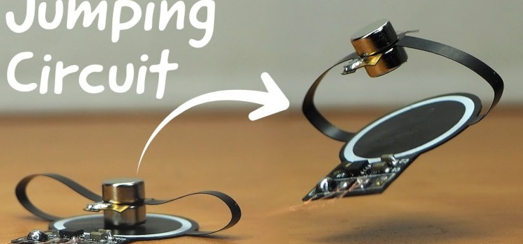 How to Make a Jumping Circuit