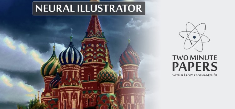 This Neural Network Learned The Style of Famous Illustrators