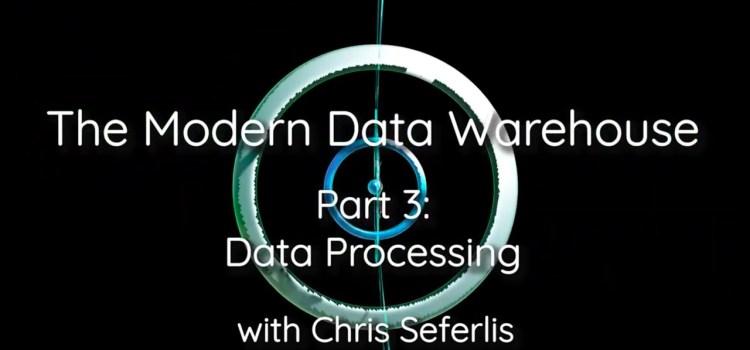 The Modern Data Warehouse in Azure – Data Processing