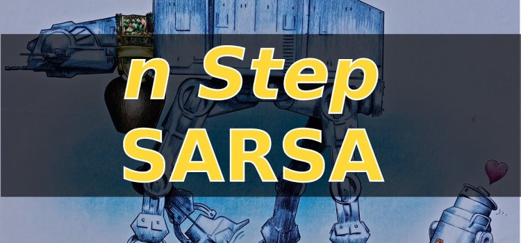 Robot Learns to Self Balance with N Step SARSA